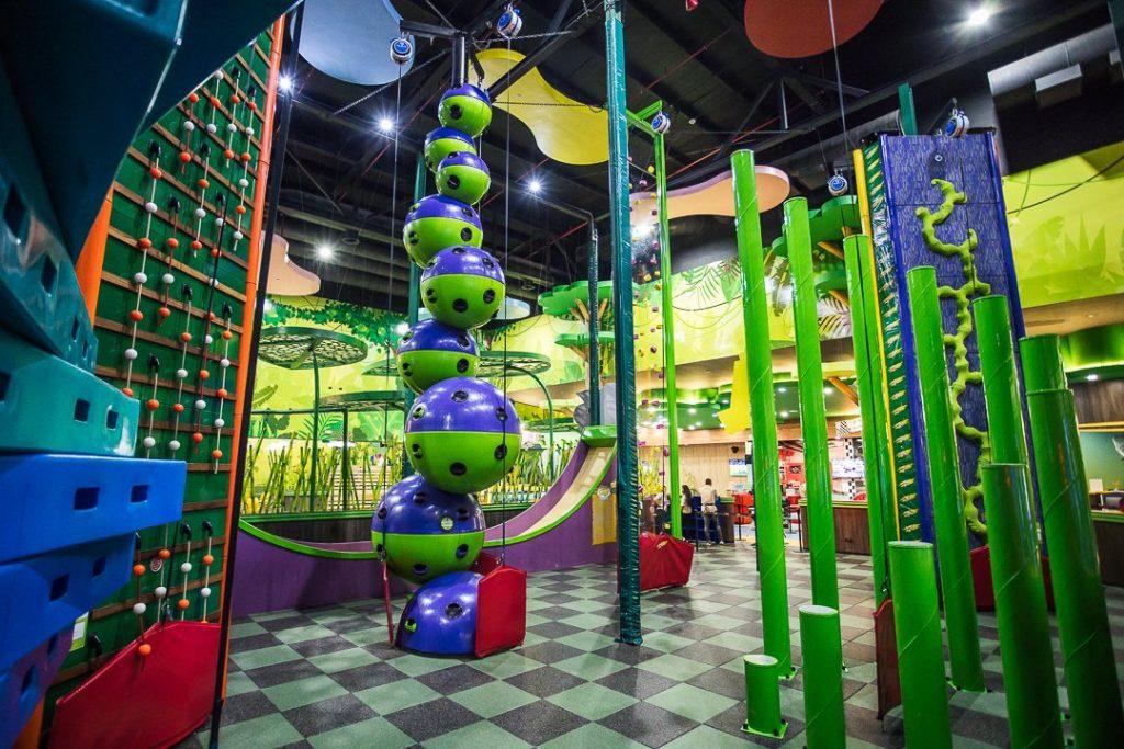 Crazy Park por dentro